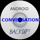 Conversation Backup
