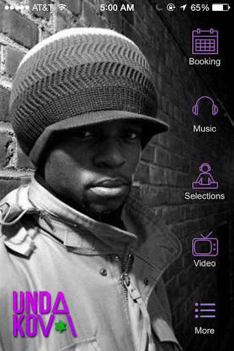 DJ Undakova App