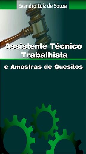 Assistente Técnico Trabalhista