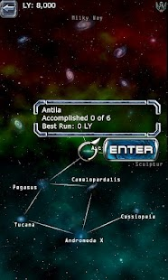 Starship Commander - Space War- screenshot thumbnail