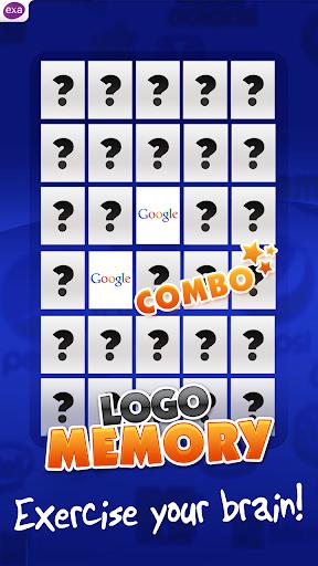 ロゴ·メモリ·ゲーム
