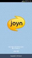 Screenshot of KT joyn