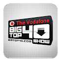 Big Top 40 Radio App logo