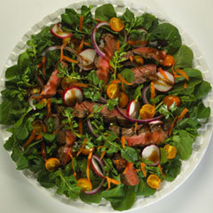 Italian Balsamic Beef Salad
