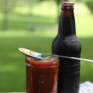 Root Beer BBQ Sauce.