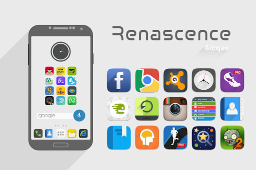 Renascence - Icon Pack