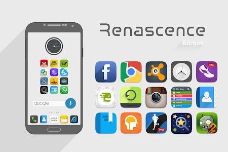 Renascence - Icon Pack v1.0.1