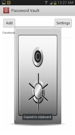 Password Vault Free
