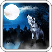 Wolf Sounds Top Live Wallpaper