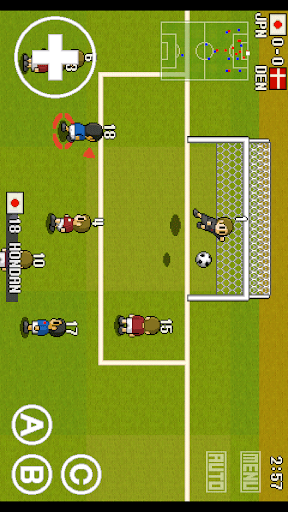 PORTABLE SOCCER DX Lite  screenshots 3