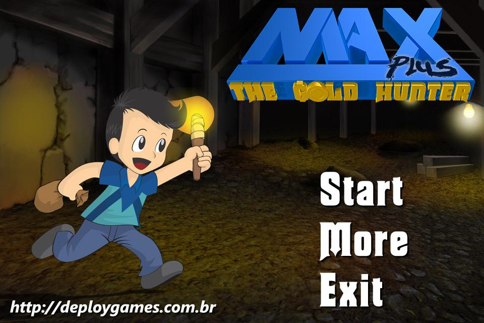 Max the Gold Hunter Plus- screenshot