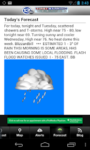 13abc Weather Radar - screenshot thumbnail