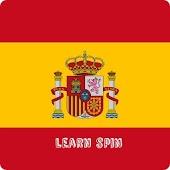تعلم الاسبانية بالاستماع فقط