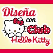 Diseña con Club Hello Kitty