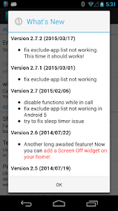 Auto Screen On Off(Smart Cover v2.9