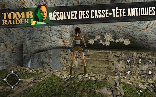 Tomb Raider I Capture d'écran