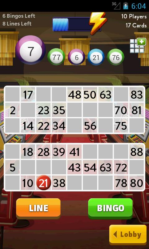 Bingo Crack - screenshot