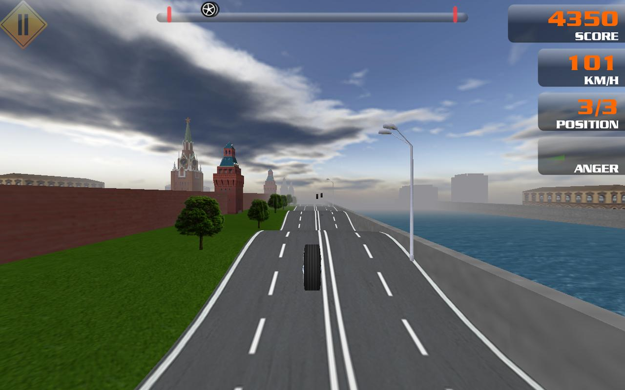 GraviTire 3D- screenshot