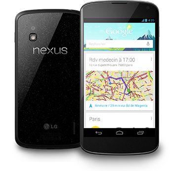 Google - LG - Nexus 4