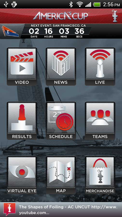 America's Cup - screenshot