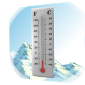 Thermometer Classic icon