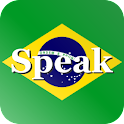 Speak Portuguese Free logo