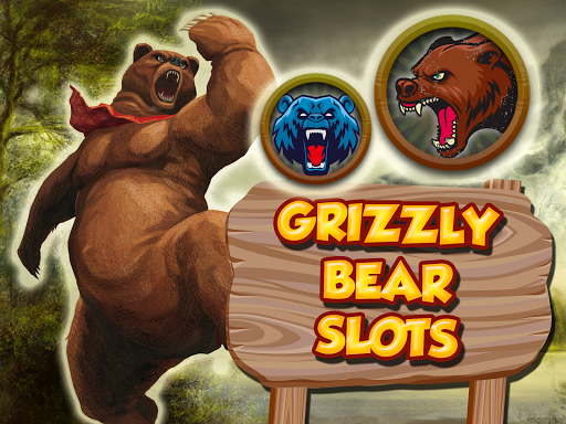 Grizzly bear slot