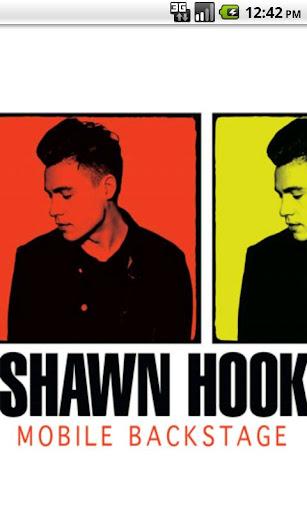 Shawn Hook: Mobile Backstage