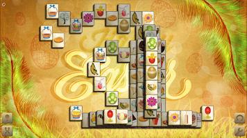 Screenshot of Mahjong Skies