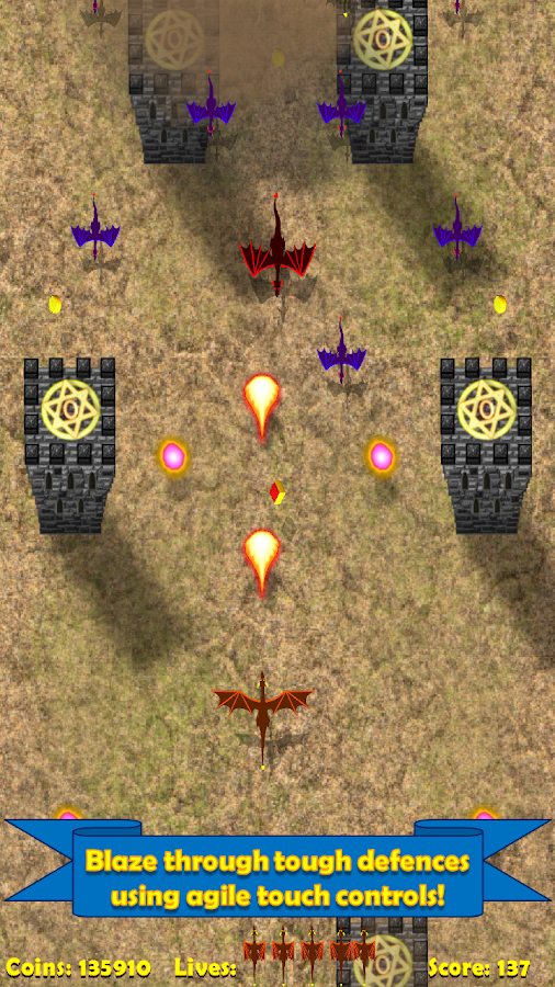Fireflight: Vengeance - screenshot