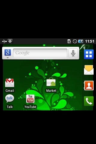 Live Wallpaper - screenshot