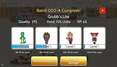 Fiz : Brewery Management Game Screenshot 21