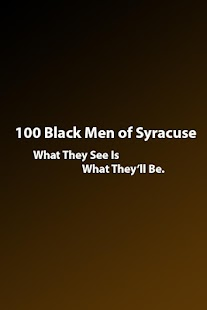100 Black Men of Syracuse App- screenshot thumbnail