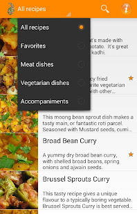 Indian food curry recipes apps on google play screenshot image forumfinder Image collections