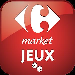 Carrefour Market Jeux Icon