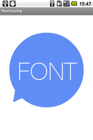 Font Stamp 2.0.0 Windows u7528 1