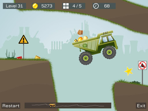 Big Truck --best mine truck express simulator game 3.39 Cheat screenshots 9
