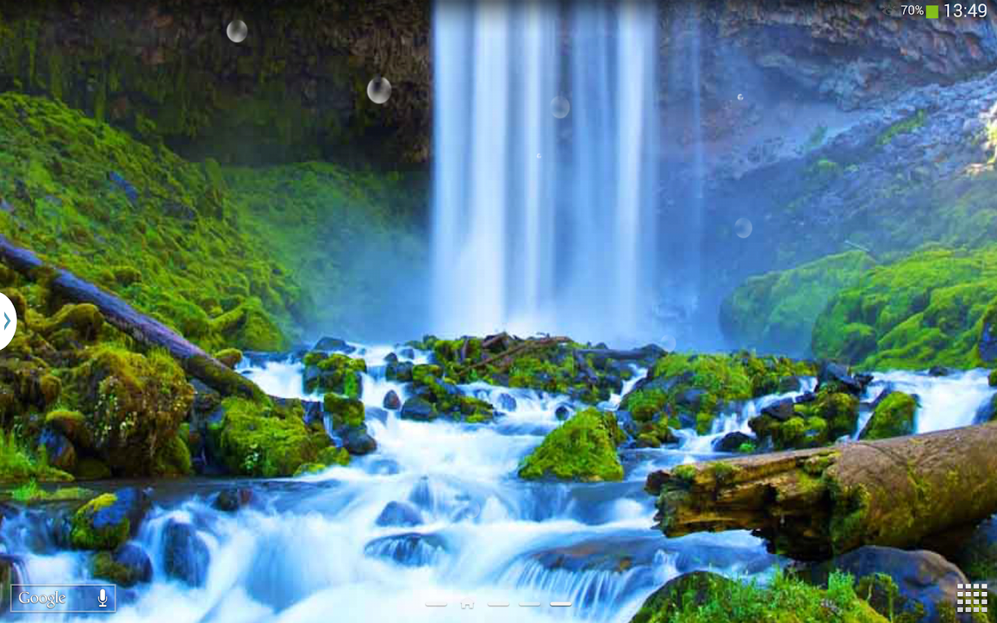 Air Terjun Wallpaper Animasi Apl Android Di Google Play