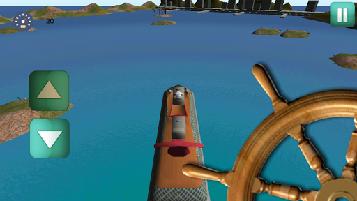 Cruise Ship Mission 3D