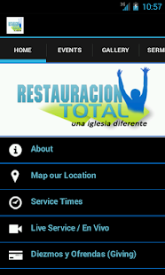 Restauracion Total - screenshot thumbnail