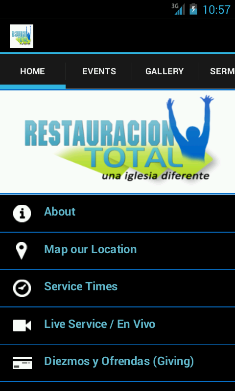 Restauracion Total - screenshot