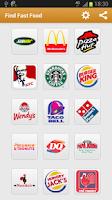 Screenshot of Find Fast Food (Food Locator)