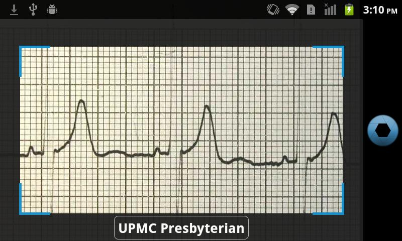 UPMC EMS Navigator- screenshot