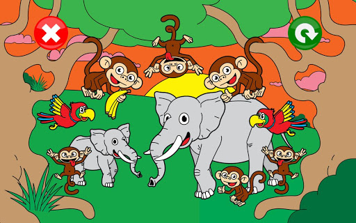 Kids Puzzle Animal Games for Kids, Toddlers Free  screenshots 8