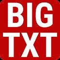 BigTxt icon