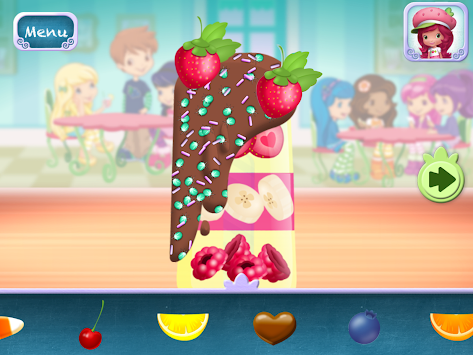 Strawberry Sweet Shop apk screenshot