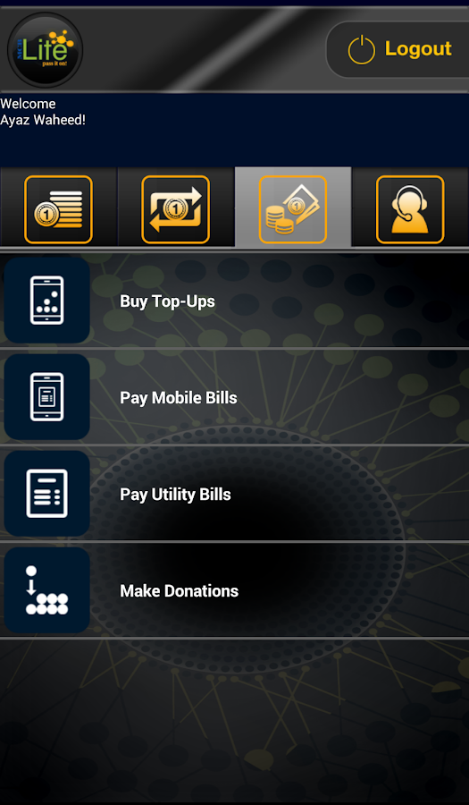 MCB Lite Mobile Wallet- screenshot