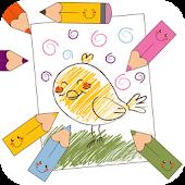 Рисовалка для детей
