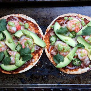 Tortilla Pizzas.