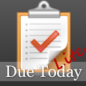 Due Today Lite logo